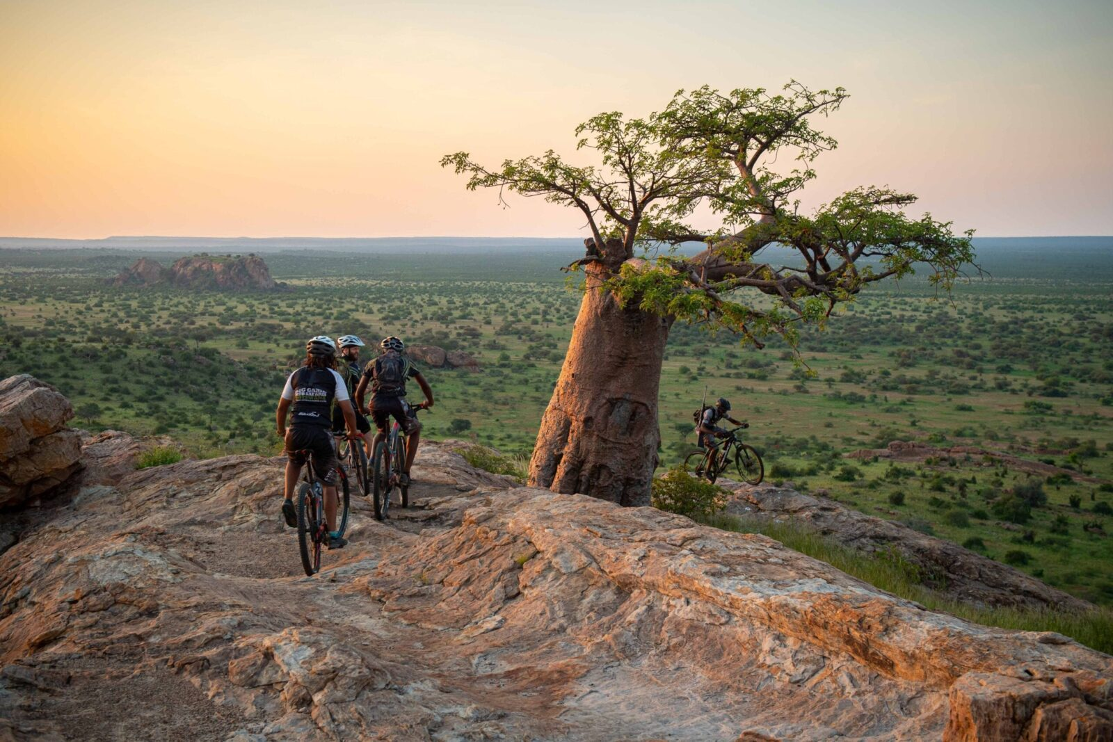 You are Crazy about Cycling in Africa